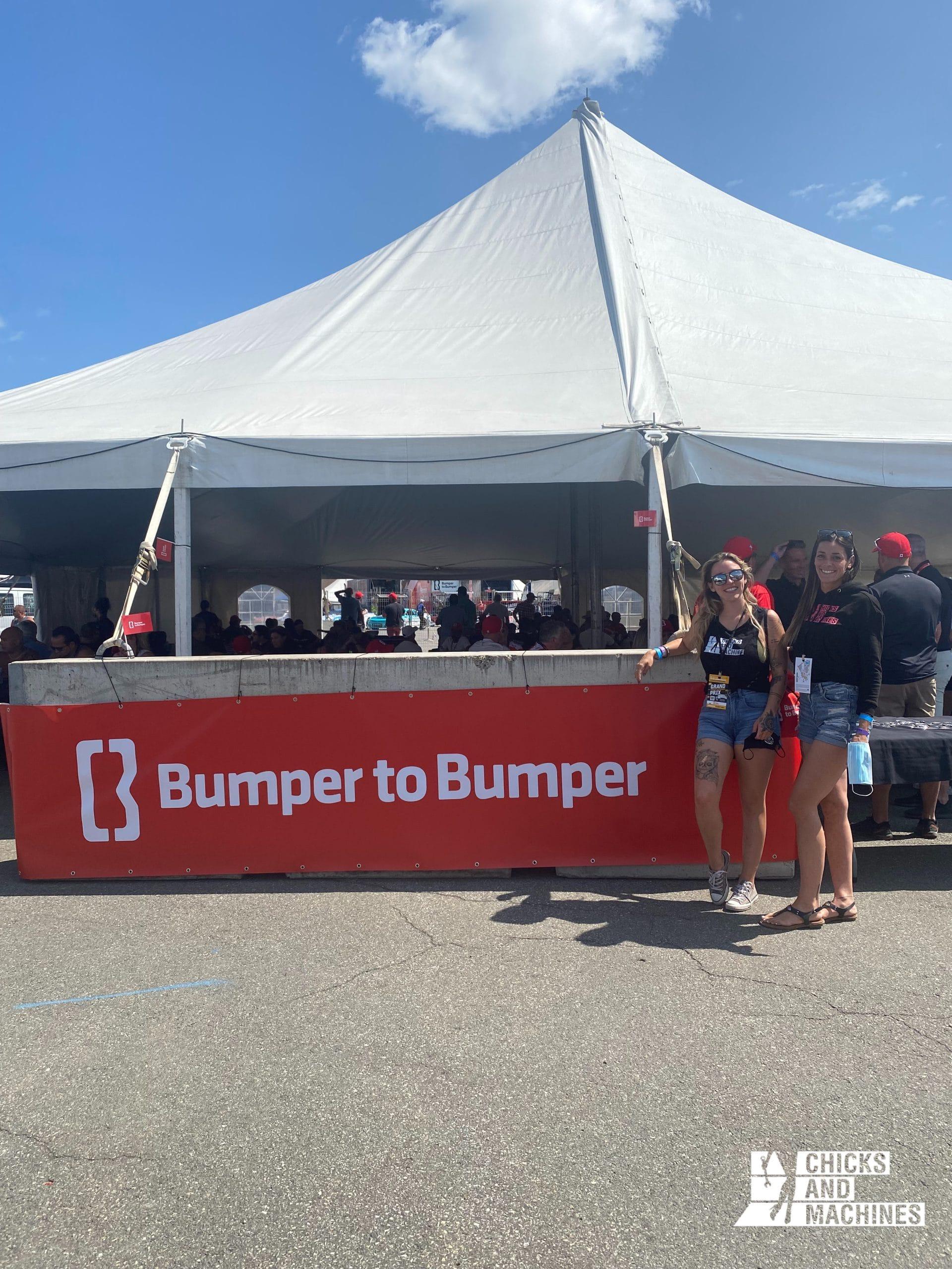 Merci à Bumper to Bumper pour cette belle invitation !